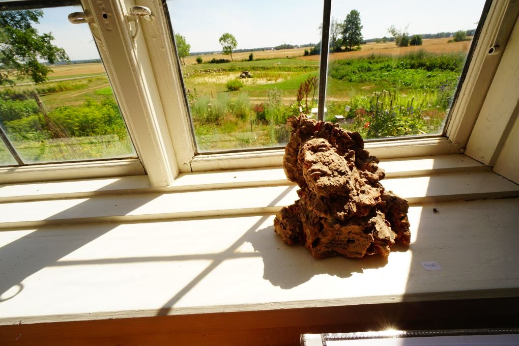 Marylyns skulptur Grevinnan Greffulhe