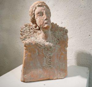 Cecilia (Gustav Vasas dotter) (Terracotta)