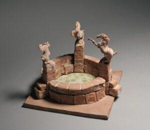 Fontän Fornalutx (Terracotta)