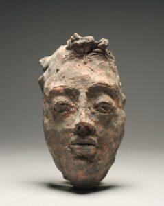 Klassiskt Huvud (Terracotta)