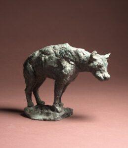 Hyena (Brons)