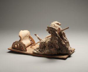 Poseidons Hästar (Terracotta)