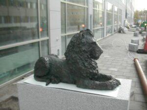 Lejon (Brons)