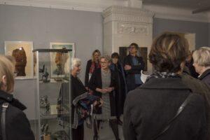 Marylyn Hamilton Gierow och Margareth Anderberg vid invigningen (4)